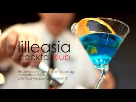 Clubbing Oslo - lilleasia cocktail klub