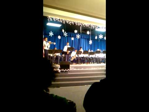 Titus L w/Grace Brethren Christian School Orchestr