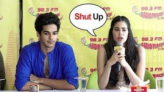 Jhanvi Kapoor's SHOCKING Reply On Marathi Zingaat Song Being Better Than Dhadak Hindi Version