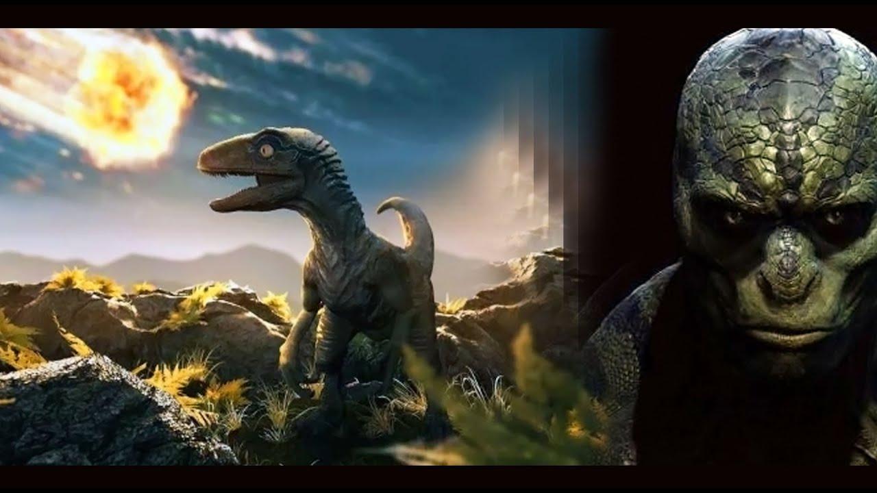 Se i dinosauri non si fossero mai estinti -Rettiliani fra noi-