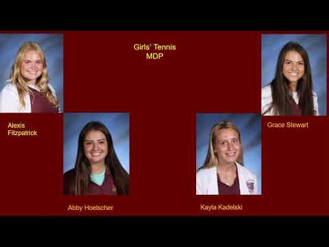 2020 Gloucester Catholic High School Fall Athletic Awards