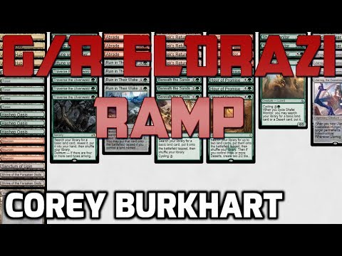 Channel Corey - Standard G/R Eldrazi Ramp (Deck Tech & Matches)