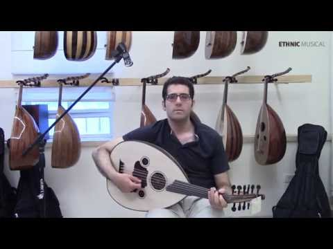 High quality turkish oud, for 399$ only. Made of walnut and maple