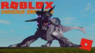 Roblox Dinosaur Simulator - The New Megavore!