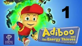 Adiboo and the Energy Thieves (PS2) Playthrough Part 1