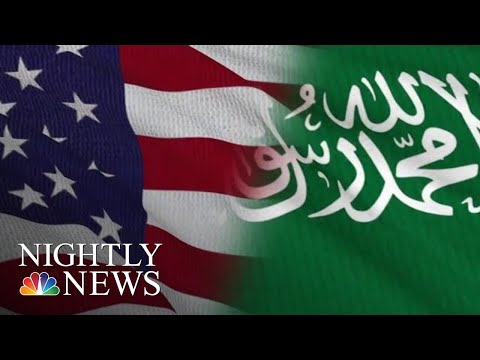 Trump Dismisses CIA Conclusion That Saudi Prince Was Responsible For Jamal Murder | NBC Nightly News