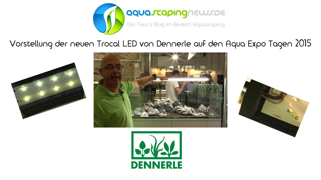 Dennerle Beleuchtung Led | Trocal Led By Dennerle Youtube