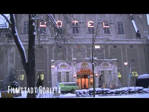 Filmstadt Görlitz - The Grand Budapest Hotel - behind the scenes #2