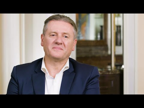 Executive Conversation: Wilf Blackburn on the CEO at Customer ...