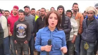 عودة الاحتجاجات الفئوية بولاية تطاوين التونسية