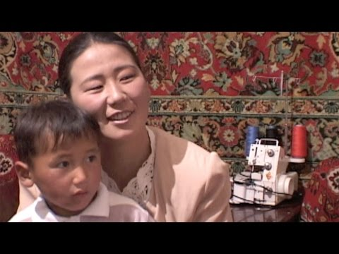 Mongolia, Interview with Enkhee and Shots of the Onon River (2000)