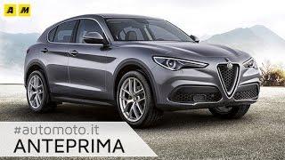 Alfa Romeo Stelvio First Edition, ecco quella