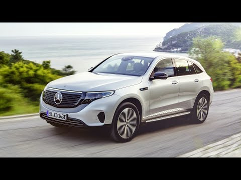 2020 Mercedes-Benz EQC 400 4MATIC Edition 1886 Silver