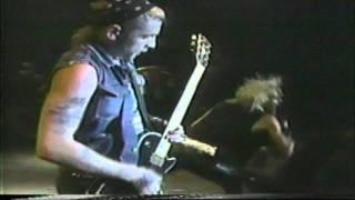 Punks & Poseurs 1985 [19]. Charged G.B.H. - Maniac
