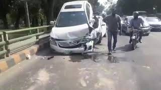 Lahore Canal  Road Accident