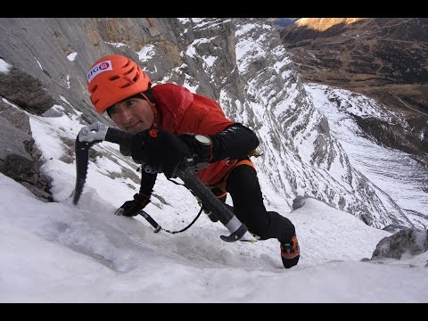 Ueli Steck New Speed Record Eiger 2015