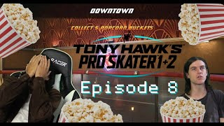 Braille Gaming Director saves the day!?   Tony Hawk's Pro Skater 1 + 2 : PART 8