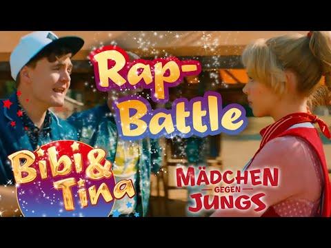 MÄDCHEN GEGEN JUNGS - official Musikvideo zum Bibi & Tina KINOFILM 3