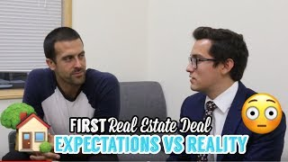 FIRST Sale As A New Real Estate Agent: What