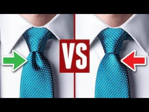 Get The PERFECT Dimple In Your Tie Every Time | Tie Dimple Tutorial | RMRS