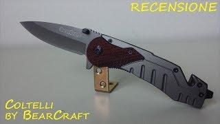RECENSIONE: Coltelli pieghevoli della BearCraft