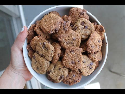 Almond Butter Cookies Video