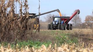 New Holland Smart: Ron Clauson/Clauson Farms