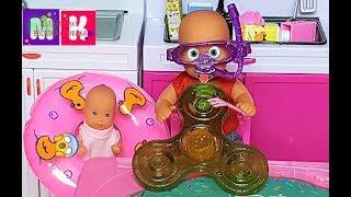 НАВІЩО Я ЦЕ РОБЛЮ? КАТЯ І МАКС ВЕСЕЛА СІМЕЙКА Мультики з #ляльками #Барбі #длядетей