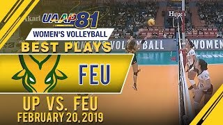 UAAP 81 WV: Kyle Negrito stuns UP with a nifty drop! | FEU | Best Plays
