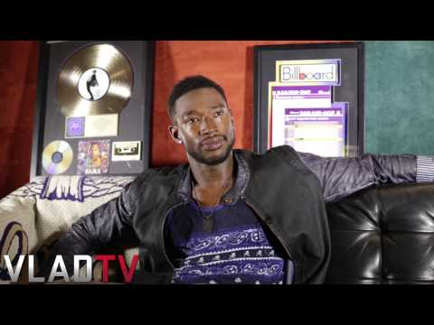 Kevin McCall Shuts Down Rumors of Beating Top Model Eva Marcille