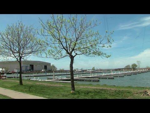 Superstorm Sandy marina repairs