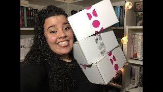 6 ROMANCE REVEAL BOXES!!!!