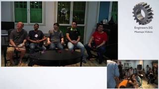 Merry Ruby Christmas! The Panel Session - Singapore Ruby Group