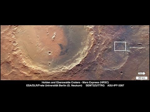 Kirsten Siebach- Exploring Gale Crater Basin with the Curios