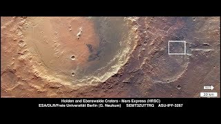 Kirsten Siebach- Exploring Gale Crater Basin with the Curiosity Rover