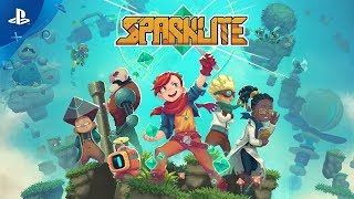 Sparklite - Launch Trailer | PS4