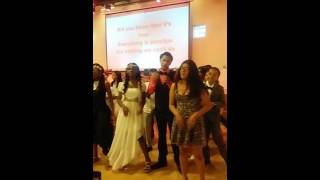 Believe - SBCSICA Class 2016 - Moving Up ceremony