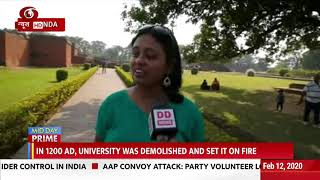 #EBSB: Tourists are left spell bound by the glory of Nalanda university