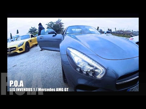 P.O.A : les invendus N°1 : Mercedes AMG GT