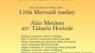 Little Mermaid Medley リトル・マーメイド・メドレー thumbnail