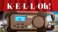 Kello TK-669D AM FM SW NOAA Emergency Radio | Full Review