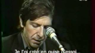 Leonard Cohen: Lover Lover Lover (Live 1976) w/ Laura Branigan