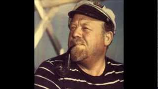 Burl Ives ,,,,Jack was Every Inch ASailor