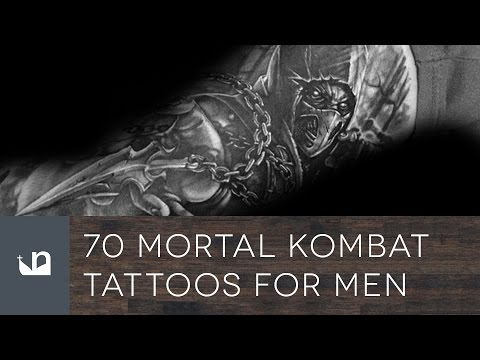 70 Mortal Kombat Tattoos For Men Youtube