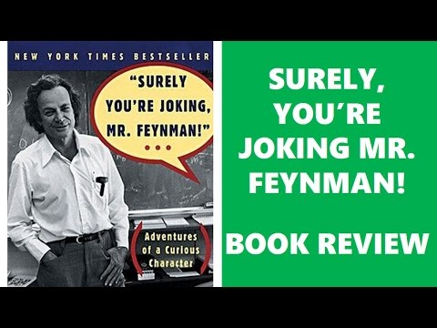 surely-you're-joking,-mr.-feynman!-|-bring-up-genius-|-animated-book-reviews