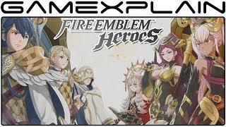 Fire Emblem Heroes Direct - Impressions & New Character Concept Art It Didn't Show!