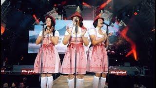 Die Hollerstauden - Du bist für mi Hoamat (Live am Musikfestival Kitzbühel)