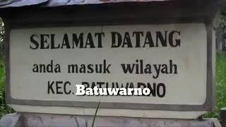 Meraih bintang versi kecamatan di kabupaten wonogiri