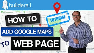 How to add Google Maps to Builderall web page