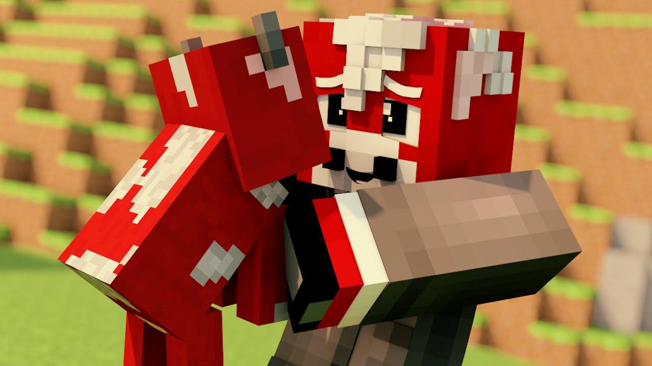 Cute animals mod - Minecraft Mods Stuffed Animals Cute Miniature Minecraft Mobs Minecraft 1 7 10 Youtube